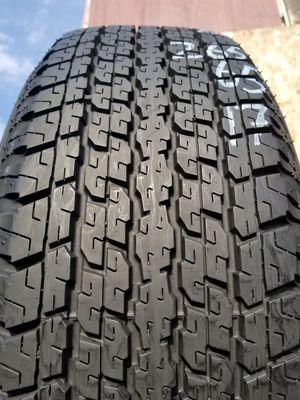 265/65-17 #1 tire for Sale in Alexandria, VA