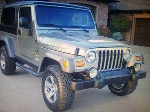 •●Quick Sale 2005 Jeep Wrangler Rubicon●• for Sale in Arlington, VA