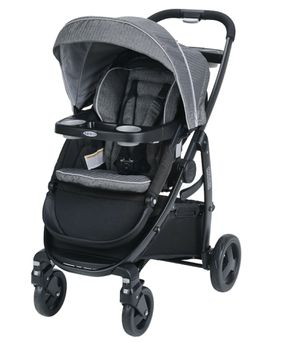 Accepts all Graco? Click Connect??infant car seats with a secure one-step attachment to create your own travel system 3-in-1 stroller with 10 riding for Sale in Reynoldsburg, OH