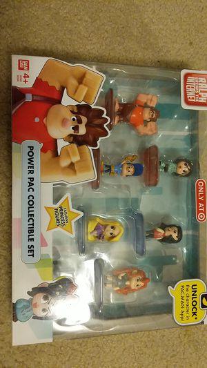 Wreck It Ralph 2 Breaks The Internet PowerPac Collectible Toy Set Figures Disney for Sale in Bailey's Crossroads, VA