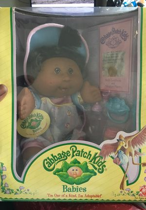 Cabbage patch kid baby for Sale, used for sale  Jersey City, NJ
