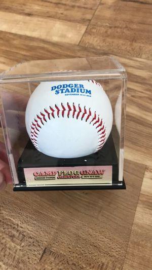 Camp Flog Gnaw baseball for Sale in Santa Maria, CA