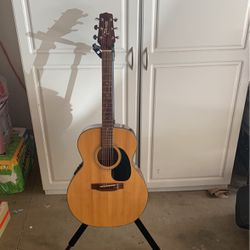 Takamine EG-230 Acoustic Electric Guitar for Sale in Mission Viejo,  CA
