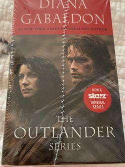 Outlander Book series for Sale in Plainfield,  IL