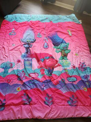 Twin Size Trolls Comforter for Sale in Simpsonville, SC