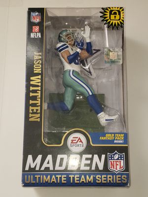 Mcfarlane Sports Jason Witten figure new. for Sale in Chicago, IL