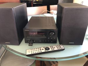 Onkyo CD receiver CR-N755 for Sale in San Francisco, CA