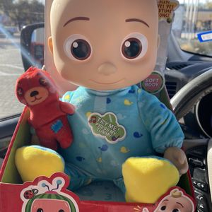 Cocomelon Bedtime Doll for Sale in Richardson, TX