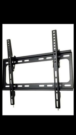 """BRAND NEW UNIVERSAL TILT WALL MOUNT FOR 32""""- 65"""" LED/LCD/4K /OLED/TV. WITH ONE FREE HDMI 10 FEET CABLE PRICE IS FIRM $35EACH for Sale in Riverside, CA"""