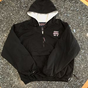 Vintage Jansport 90s SPU pullover jacket waterproof medium for Sale in Tacoma, WA