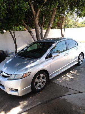 2009 Honda Civic -Natural Gas- Super Economico for Sale in Rialto, CA
