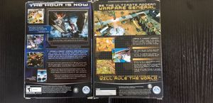 Command & Conquer Generals and Zero Hour for Sale in Whittier, CA