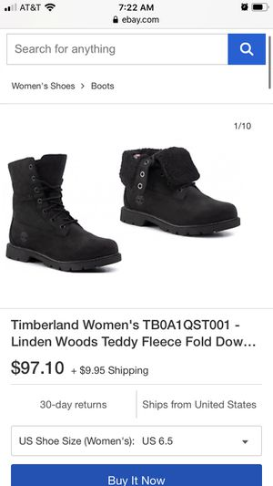 Timberland Women's boots size 7 for Sale in Lake Elsinore, CA