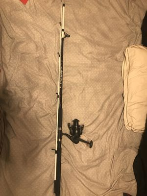 Shakespeare tiger fishing rod and reel for Sale in Riverside, CA