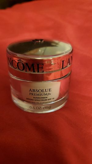 Lancome Absolue Premium Bx Sunscreen SPF15 for Sale in WLKS BARR Township, PA