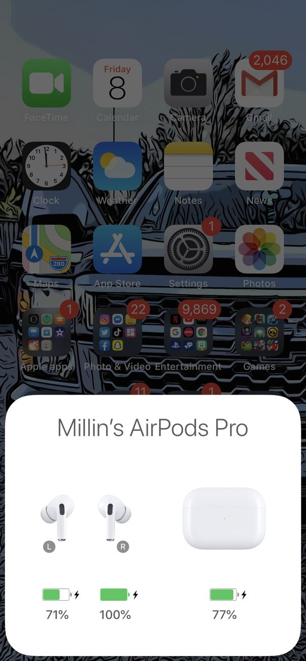 Airpod Pros