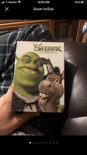 Shrek The Story So Far collection for Sale in Jacksonville, FL