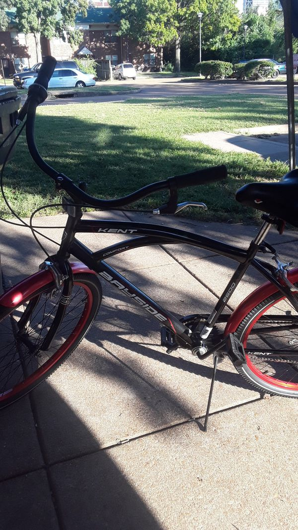Brand new Kent bicycle looks great rides fantastic asking for four hundred bucks will take best offer