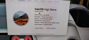Imac 27 for Sale in Forest Heights, MD