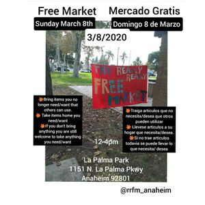 Gratis/ Free Stuff Sunday 3/8/20 for Sale in Anaheim, CA