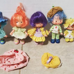 Vintage Strawberry Shortcake Doll Lot for Sale in Newberg, OR