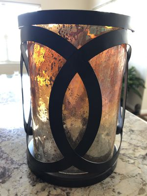 Decorative Candle Holder for Sale in NO POTOMAC, MD