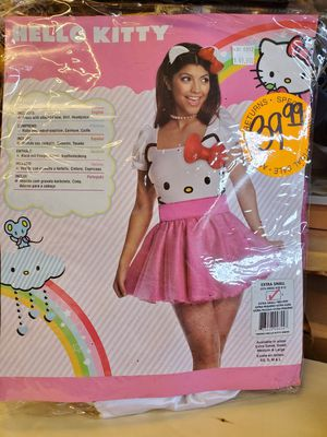 Halloween Costume, Hello Kitty for Sale in Renton, WA