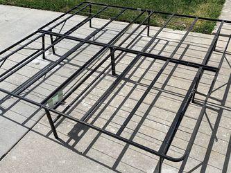 Cali King Bed Frame for Sale in Fresno,  CA