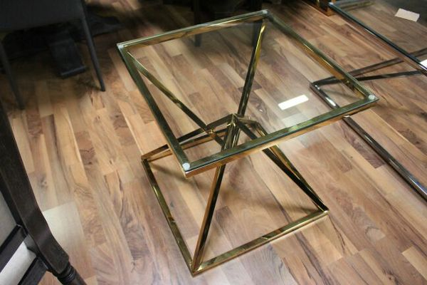 E50 (Gold) Side Table