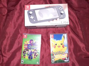 Nintendo Switch Lite for Sale in Garland, TX