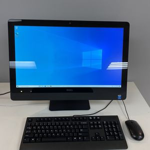 Dell Touch Screen All in One Desktop for Sale in Huntington Beach, CA