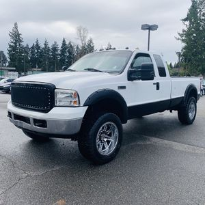 2006 Ford F350 super duty diesel truck for Sale in Tacoma, WA