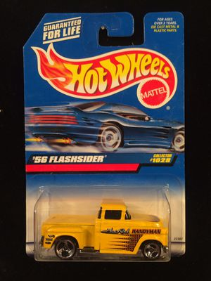 Hot Wheels '56 Flashsider Yellow 3 Spoke Variation for Sale in Fort Worth, TX