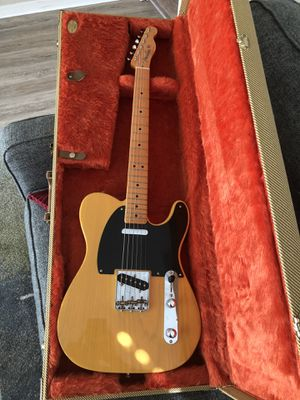 2004 Fender 52 re-issue Telecaster for Sale in Oxford, FL