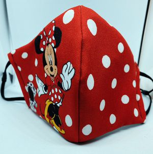 Face Mask Minnie Mouse for Sale in Hialeah, FL
