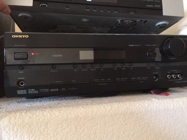 Surround sound onkyo ht-r560