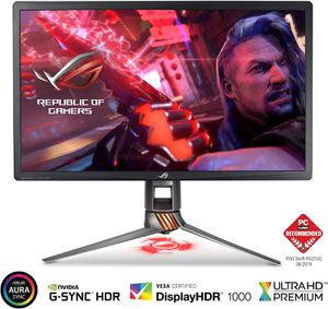 4K gaming monitor 144hz, pg27uq for Sale in Swansea, MA