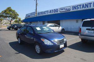 2018 Nissan Versa Sedan for Sale in National City, CA