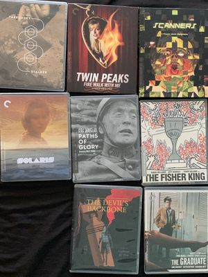 Criterion Blu-Ray for Sale in Whittier, CA