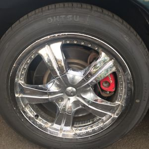 Rims and wheels 215/50R17 for Sale in Springfield, OR