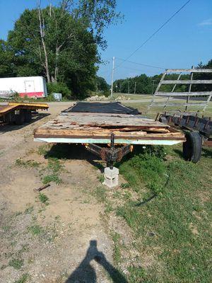 10 x 47 foot trailer frame for Sale in Fennville, MI