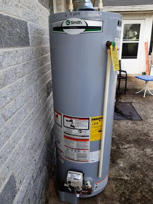 Gas water heater 2019 year for Sale in York, PA