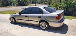 Honda civic 2000 for Sale in Lehigh Acres, FL