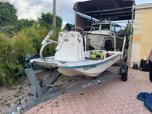 Flats boat bully net for Sale in Miami, FL