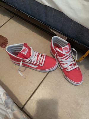 Vans women's sneakers for Sale in Fort Lauderdale, FL