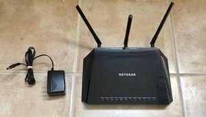 Netgear Nighthawk AC1750 Smart Wi-Fi router for Sale in Scottsdale, AZ
