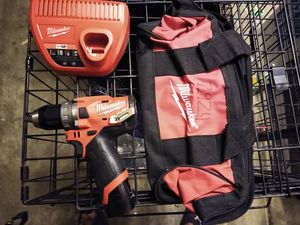 Milwaukee m12 Fuel Hammer Drill for Sale in Calexico, CA