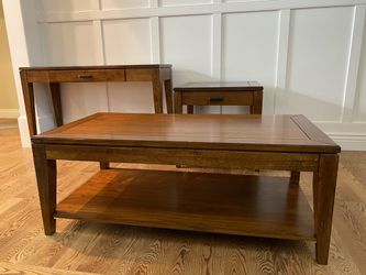 Craftsman Coffee Table Set for Sale in Kaysville,  UT