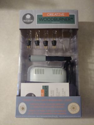 Creative Woodburner Engraving Kit for Sale in Las Vegas, NV