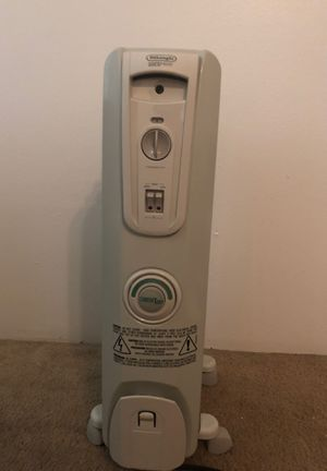 DeLonghi safeheat space heater for Sale in Boise, ID